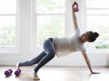At Home Full-Body Workouts