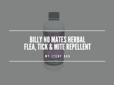 Review: Billy No Mates Herbal Repellent for Dogs